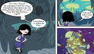 Marcy's World Is Changing