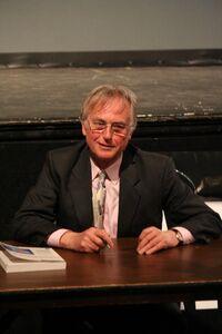 Dawkins at UT Austin 2