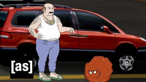 Popcorn Aqua Teen Hunger Force Forever Adult Swim