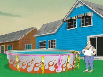 Carl's pool