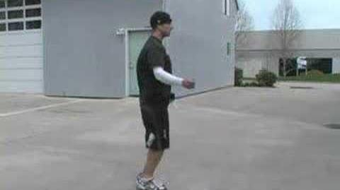 Double Unders demo