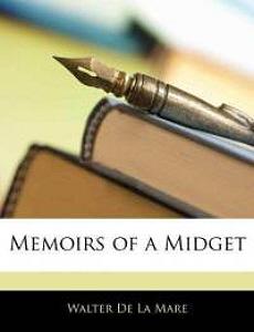 Memoirs-midget-walter-de-la-mare-paperback-cover-art