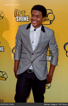 Trevor Jackson Let it Shine