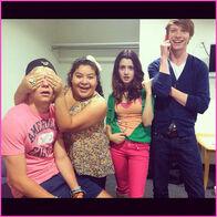 Ausin & Ally Cast 48