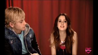 Talk Austin & Ally & Favorite things about each other (34)