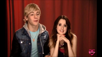 Talk Austin & Ally & Favorite things about each other (103)