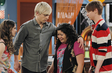 austin and ally fanfiction bad boy meets new girl Read what laura marano has to say about the series finale of disney channel's 'austin & ally new austin and ally austin and ally like boy meets world and girl.