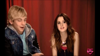 Talk Austin & Ally & Favorite things about each other (36)