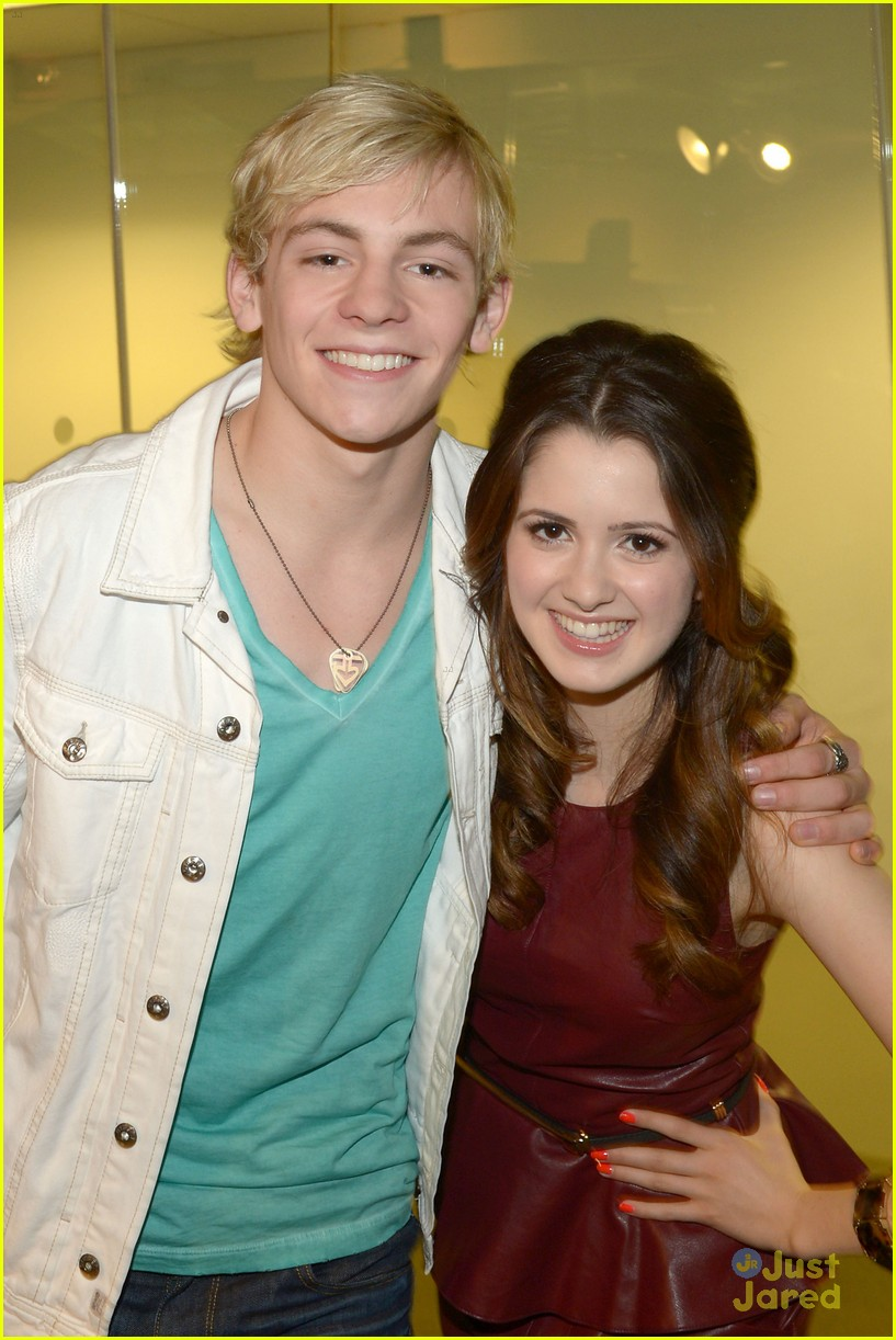 is ross and laura dating in real life 2014