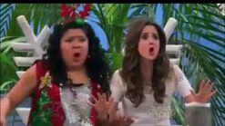 Austin and Ally mix ups and mistletoes 30