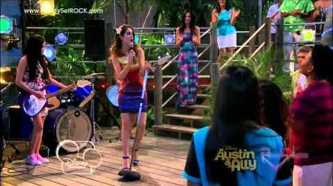 Ally Dawson (Laura Marano) - Redial HD