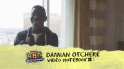 Damian Otchere Video Notebook -1