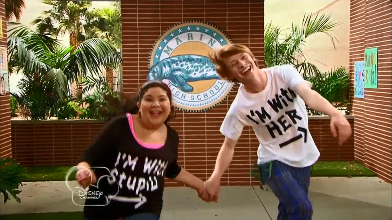 who is trish from austin and ally dating They spent a lot of time with each other in that episode and seemed to be good  friends, and that made austin and ally think that they are dating, until trish and.