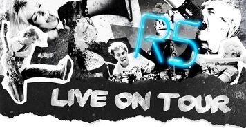 R5 Live On Tour
