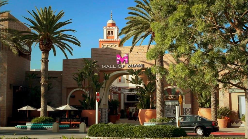South Beach Outdoor Mall