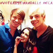 VoteAustinAndAlly KCA