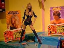 Felicity Shagwell Action Figure