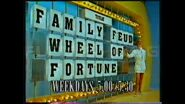 Famliy feud and wheel of fortune hour from 1992