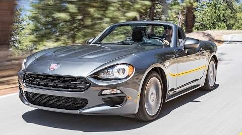 2017 Fiat 124 Spider Is the Fiata as Good as the Miata? - Ignition Ep. 160