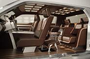 Super Chief Concept interior