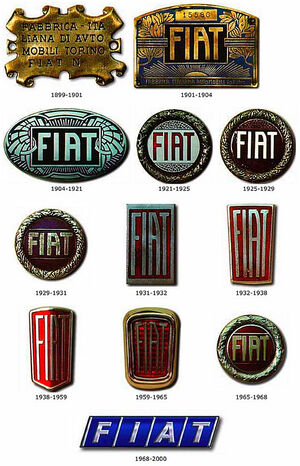 Fiat logo-evo