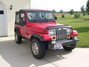 800px-1992 Jeep YJ