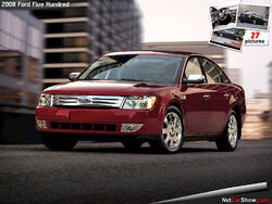 Ford-Five Hundred-2008-hd