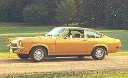 1971Chevy Vega Hatchback