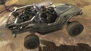 M831 Warthog Troop Transport