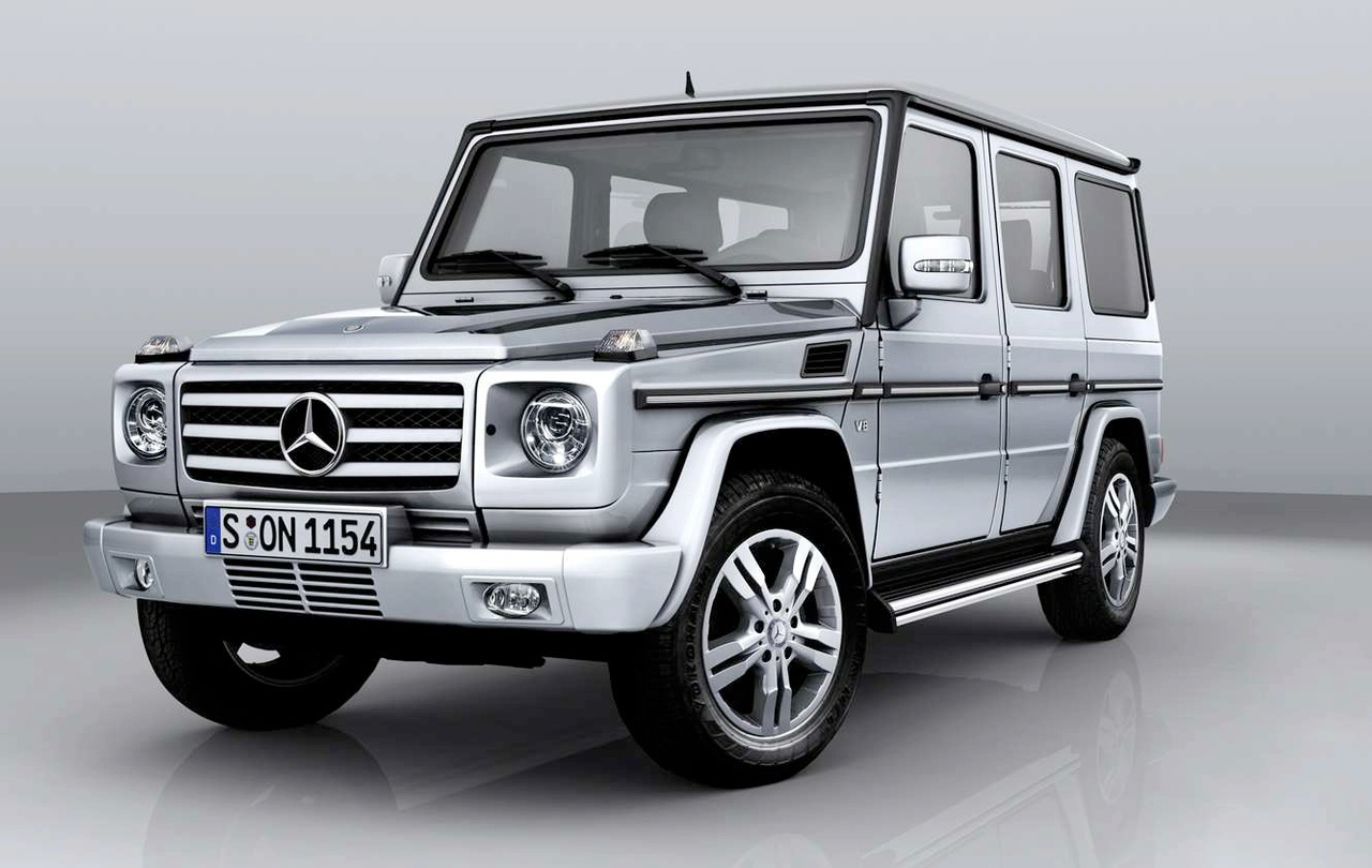 Mercedes benz g class autopedia fandom powered by wikia for 2009 mercedes benz suv