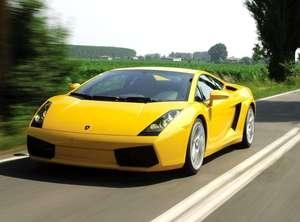 Lamborghini-Gallardo 2003 wallpaper