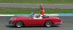 Hockenheimring Michael Schumacher