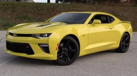 2016 Chevrolet Camaro SS 6-Spd Start Up, Road Test, and In Depth Review