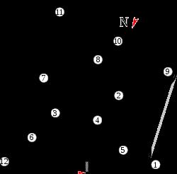 Autódromo Internacional Nelson Piquet in Brasília