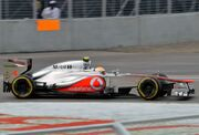 2012 Canadian GP - Lewis Hamilton MP4-27 01