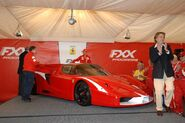 Ferrari FXX Evolution Package 008