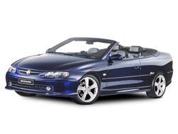 Holden Monaro Convertible Concept