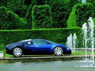 Bugatti EB 18 4 Veyron Concept 2000 2