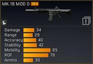 Mk18mod0stat