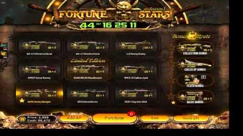 -AVA- Walkthrough - Fortune Stars