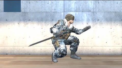 -AVA- Weapon Showcase - Dotanuki (Melee)