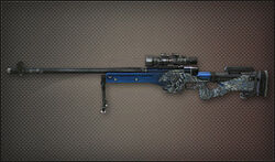 Weapon Sniper Tiger AWM