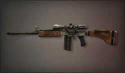 Weapon Sniper Galil Sniper