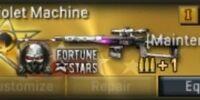 SVD Violet Machine