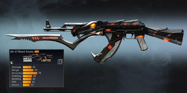 File:AK47 Black Snake.jpg