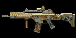 G36 Caiman Gustave