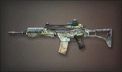Cs ar g36alligator