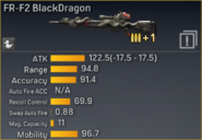 FR-F2 BlackDragon statistics