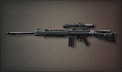Weapon Sniper MSG90A1