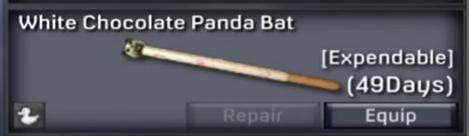 File:White Chocolate Panda Bat.png